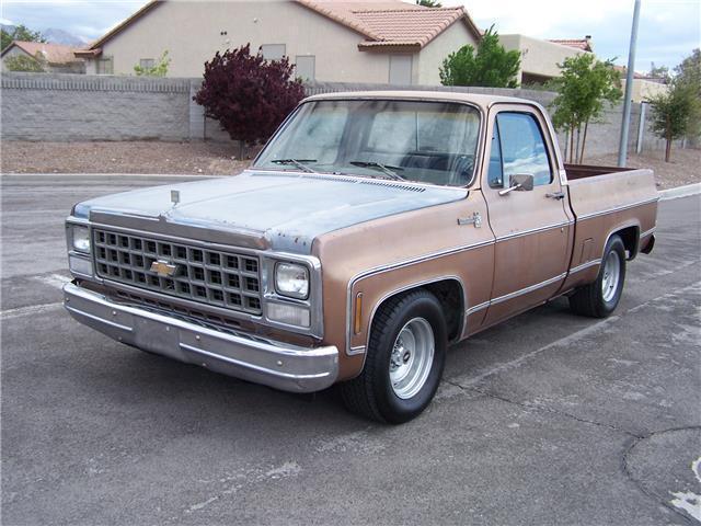 1980 Chevrolet Silverado C10 ~ Short Wheel Base Fleet Side ...