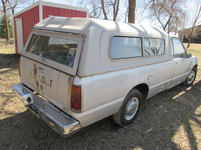 1980 chevy luv diesel truck for sale in tipton iowa united states. Black Bedroom Furniture Sets. Home Design Ideas