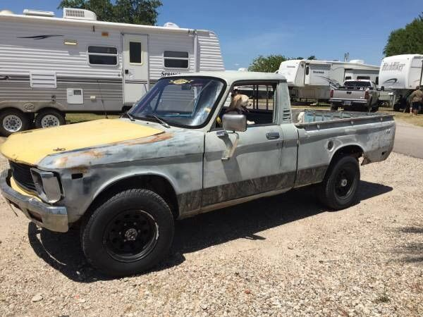 1980 chevy luv truck for sale in dickinson texas united states. Black Bedroom Furniture Sets. Home Design Ideas