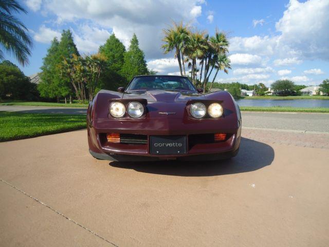1980 Corvette Like New Absolutely Gorgeous 35 826