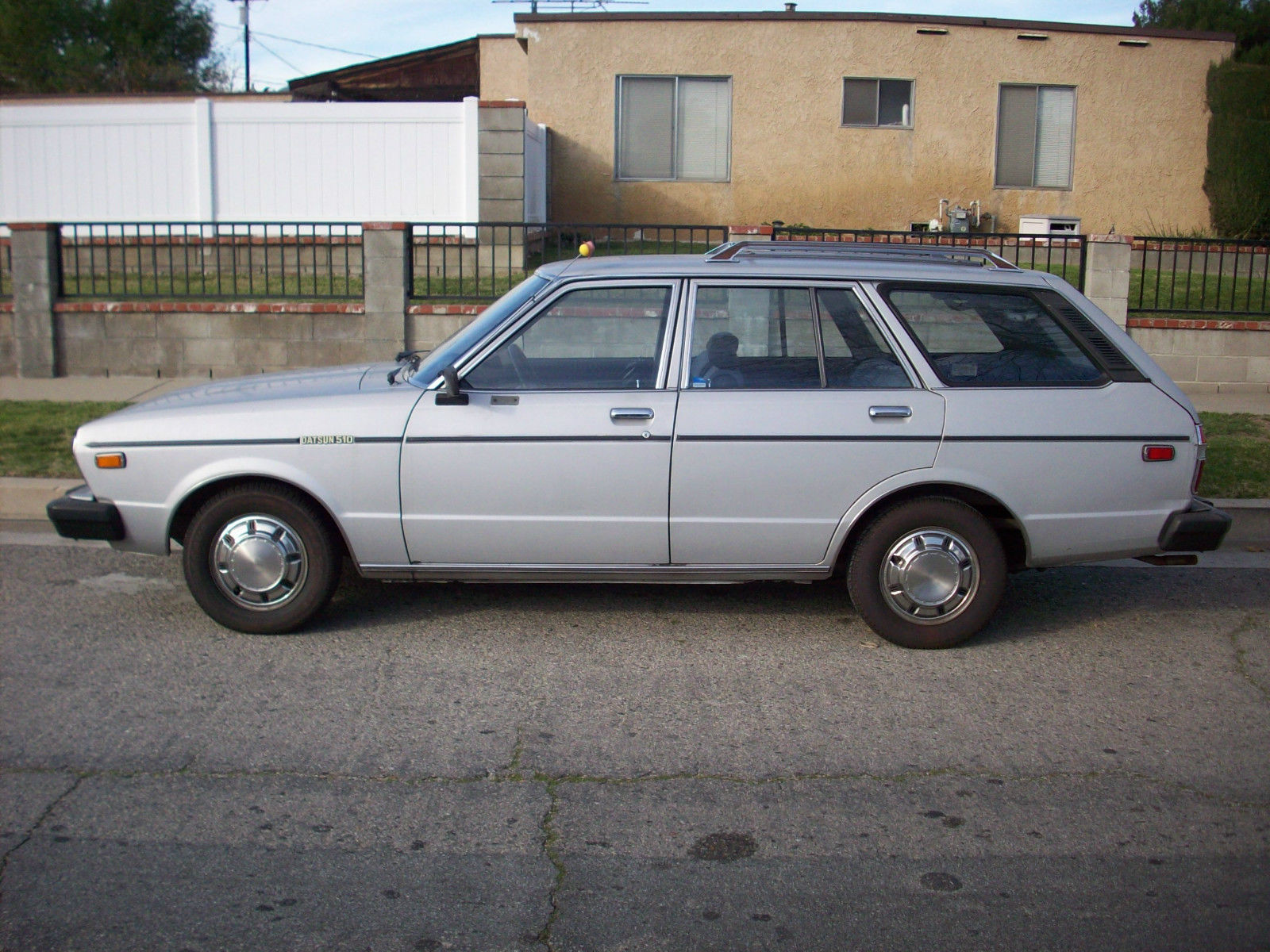 1980 Datsun 510 Wagon All Original 69k Miles Really Nice