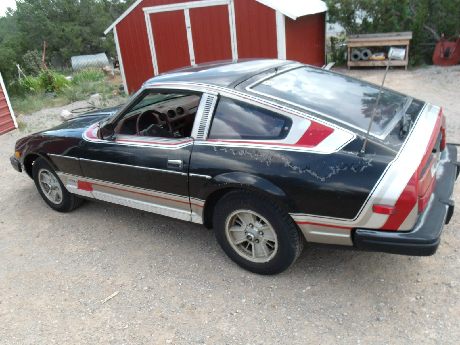 1980 datsun by nissan 280zx gl coupe 2 door 2 8l for sale in