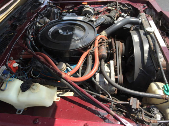 Car That Runs On Air >> 1980 Dodge Mirada CMX for sale in Troy, Illinois, United States for sale: photos, technical ...