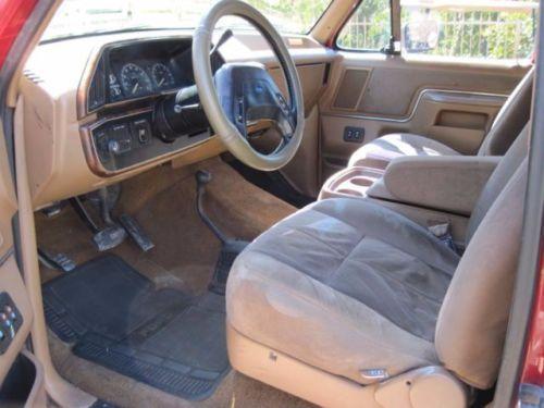1980 ford bronco  eddie bauer edition  5 8l efi  power 1986 Ford Bronco 1990 Ford Bronco