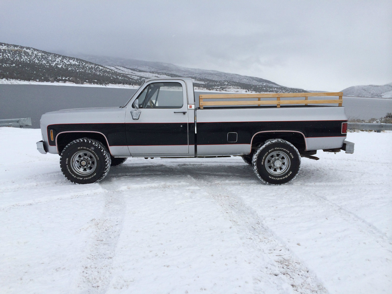 1980 gmc sierra grande 2500 k20 454 4x4 nice l k for sale in ogden utah united states. Black Bedroom Furniture Sets. Home Design Ideas