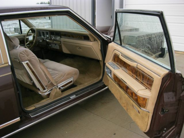 1980 Lincoln Continental Town Coupe For Sale Photos