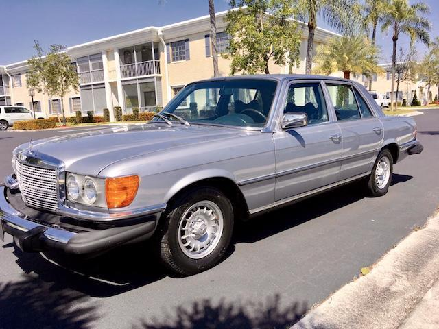1980 mercedes 300sd turbo diesel barn find 78 853 miles for 1980 mercedes benz 300sd