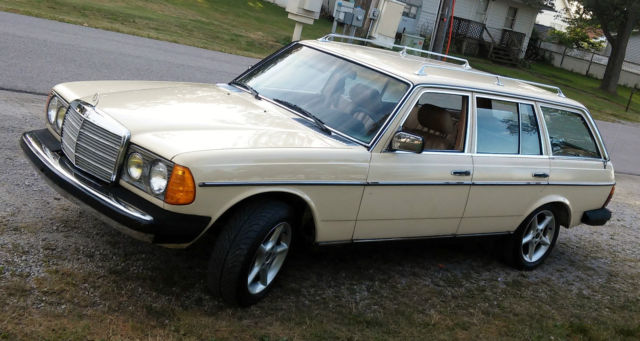 1980 mercedes 300td wagon diesel non turbo very clean low miles 300 td for sale in madison. Black Bedroom Furniture Sets. Home Design Ideas