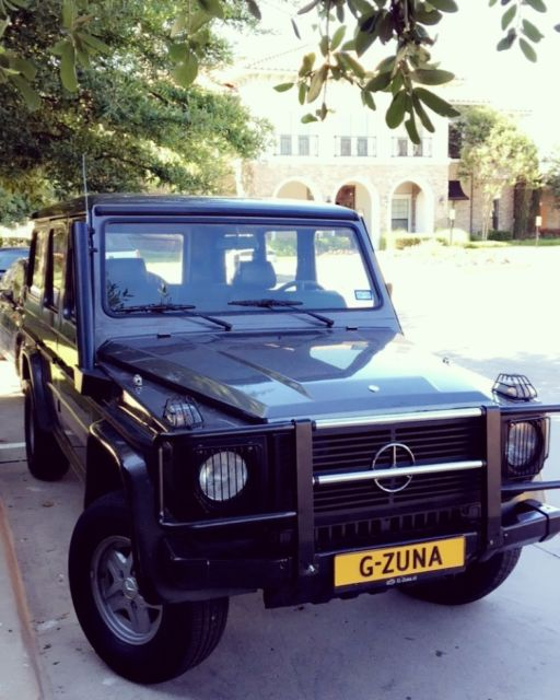 1980 mercedes benz g wagon for Mercedes benz g wagon price