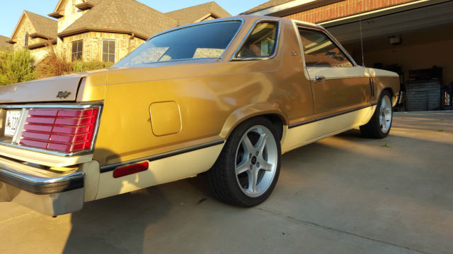 Used Car Parts For Sale >> 1980 Mercury Zephyr Z7 Coupe 2-Door 2.3L for sale in Burleson, Texas, United States for sale ...