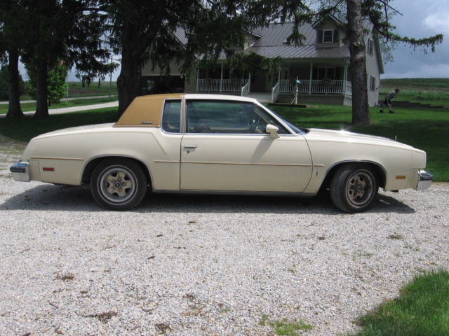 1980 Oldsmobile Cutlass For Sale In Calmar Iowa United