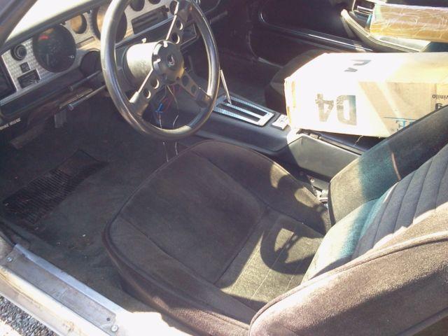 1980 Pontiac Firebird Car Decodes As Trans Am Indy Nascar