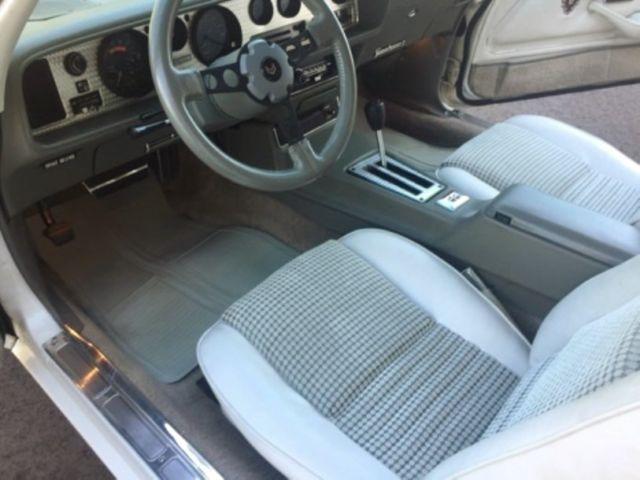 1980 Pontiac Trans Am Pace Car Only 11 256 Actual Miles