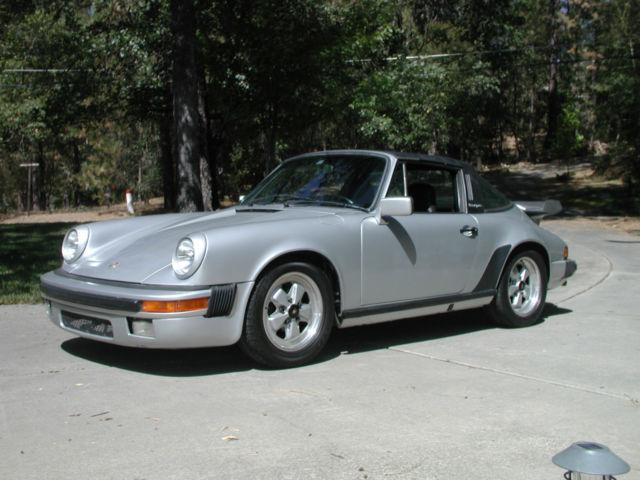 1980 porsche 911sc targa for sale in auburn california united states. Black Bedroom Furniture Sets. Home Design Ideas