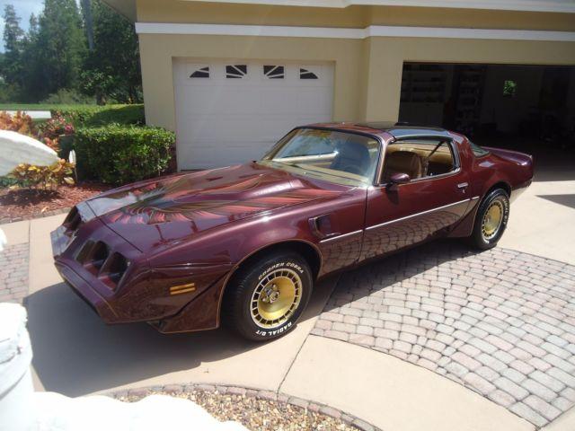 1980 Turbo Trans Am Gorgeous Car 65 661 Miles Very