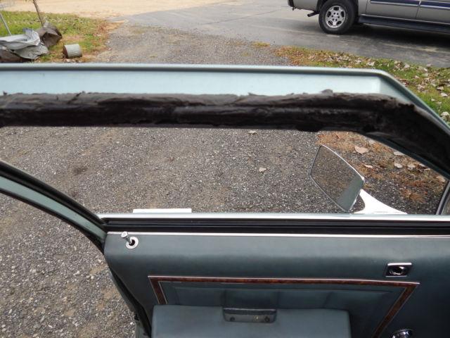 1981 5 7 v8 diesel chevy impala 4 door sedan for sale in for Pinckney garage door