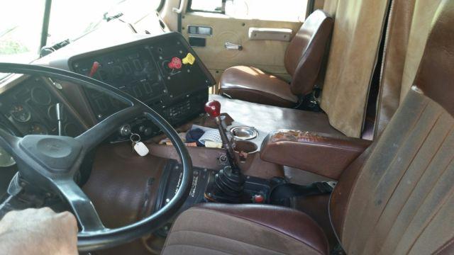 1981 9670 International Harvester Ih Cabover Semi Truck
