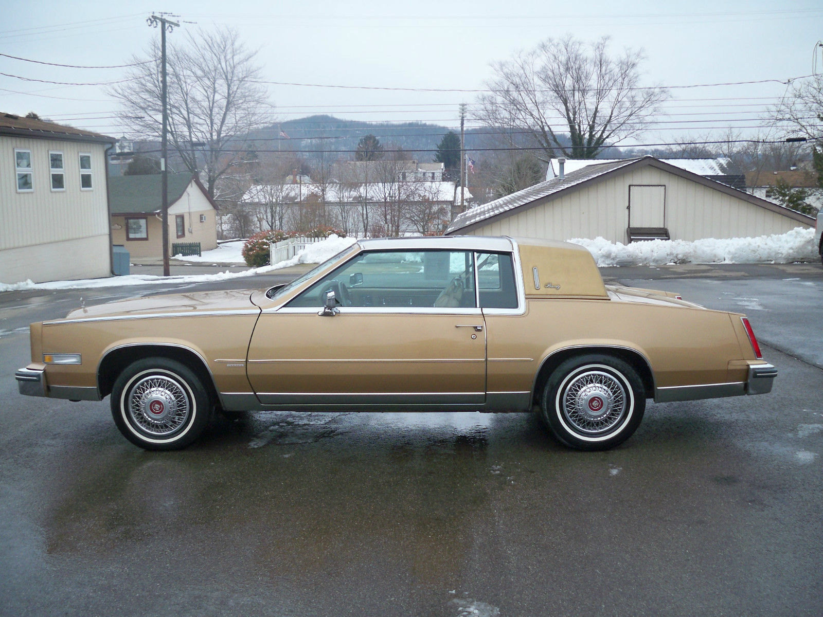 1981 cadillac eldorado biarritz coupe 2 door 5 7l for sale in harmony pennsylvania united states for sale photos technical specifications description classiccardb com