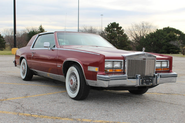 1981 cadillac eldorado biarritz low miles ready to drive home today no reserve for sale in omaha nebraska united states for sale photos technical specifications description classiccardb com