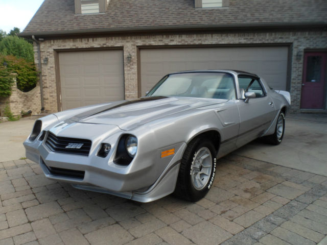 1981 Camaro Z28 No Rust Ever Excellent Condition For