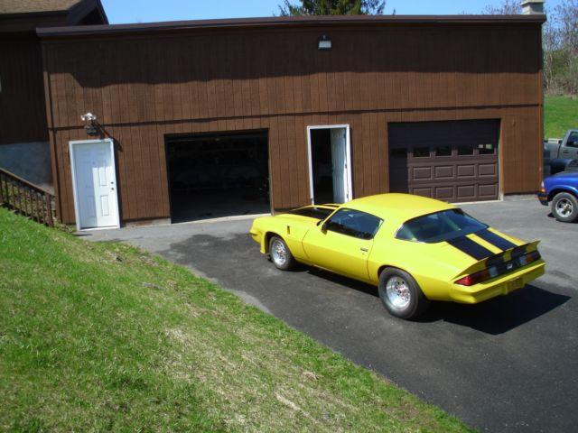 1981 camaro z28 pro street no reserve auction. Black Bedroom Furniture Sets. Home Design Ideas