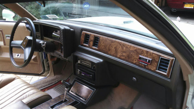 1981 chevrolet monte carlo landau coupe 2 door 3 8l for sale in commack new york united states. Black Bedroom Furniture Sets. Home Design Ideas