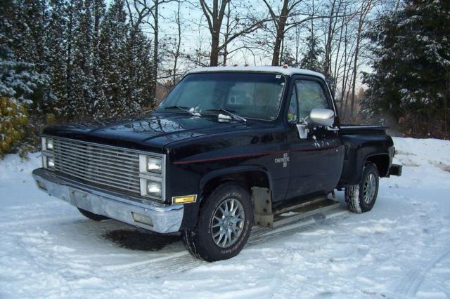 1981 chevy cheyenne pickup