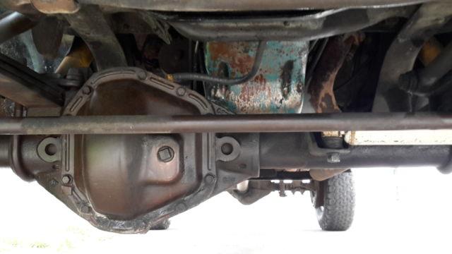 4X4 Van For Sale >> 1981 chevy k30 1 ton 4x4 k3500 Dana 60 454 for sale: photos, technical specifications, description