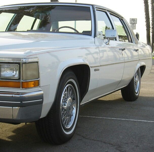 1981 Classic Cadillac SD