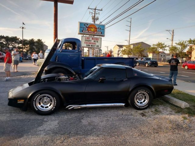 1981 Corvette Custom C3 Fully Restored For Sale Photos Technical
