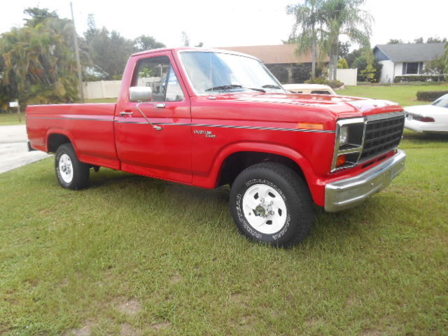 1981 Ford F 100 Custom Pickup 4 9l Same Body As F150 For Sale In Port Saint Lucie Florida United States For Sale Photos Technical Specifications Description