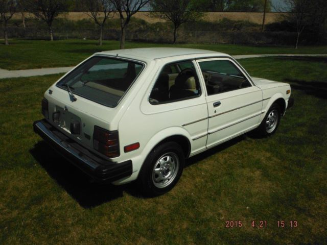 1981 honda civic 3 door hatchback 88k actual miles 1500dx 5 speed for sale in nampa idaho. Black Bedroom Furniture Sets. Home Design Ideas