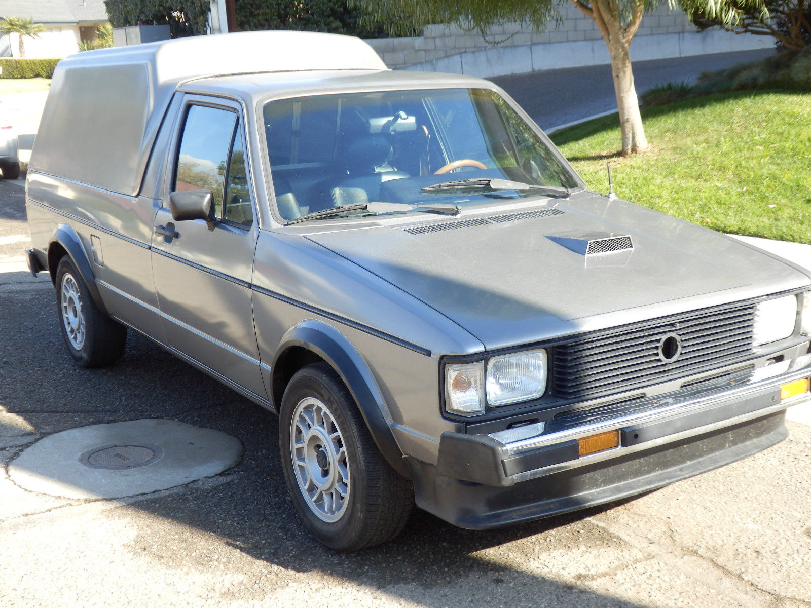 1981 vw pick up  caddy