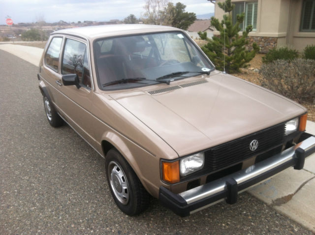 1981 vw rabbit diesel for sale in evans georgia united. Black Bedroom Furniture Sets. Home Design Ideas