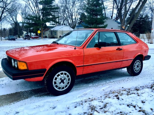 1981 Vw Scirocco S Original Paint Ca Car For Sale Photos Technical Specifications