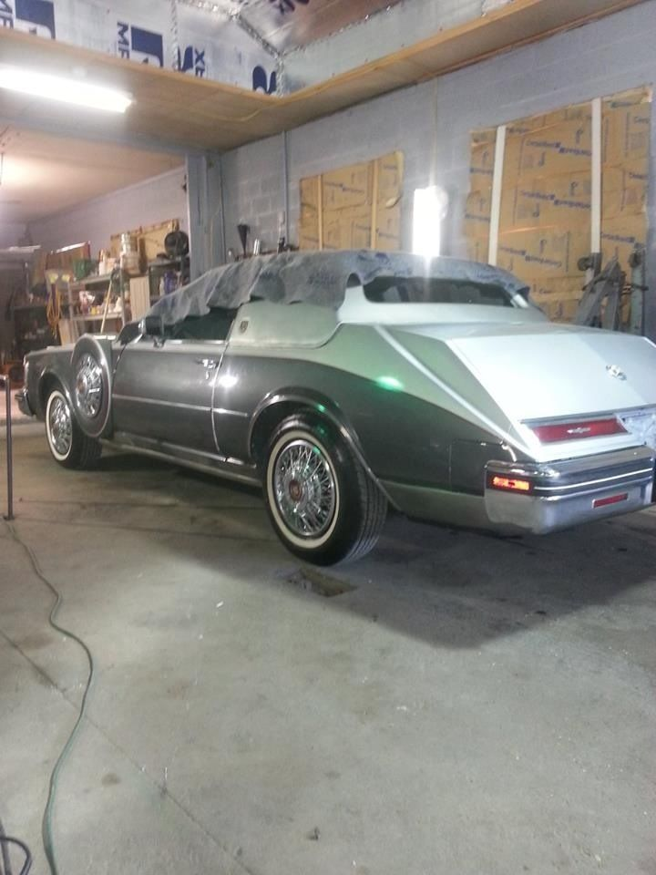 1982 Cadillac Seville Opera Coupe For Sale In Bangor