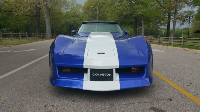 1982 Corvette Stingray Grand Sport for sale in Memphis