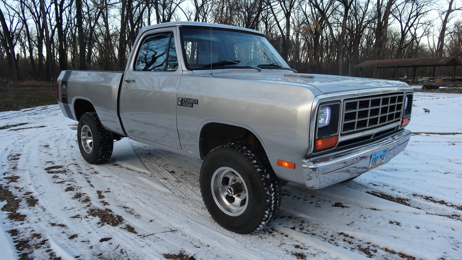 1982 Dodge Pickup Power Ram Power Wagon For Sale In