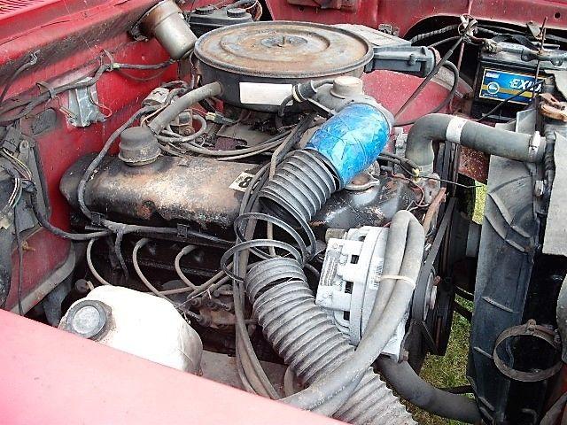 1982 Dodge Ram D150 Pick Up With 4 New Firestone
