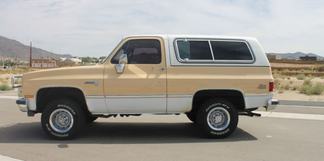 1982 GMC Jimmy, 74k original miles, (similar to Chevy K5 ...