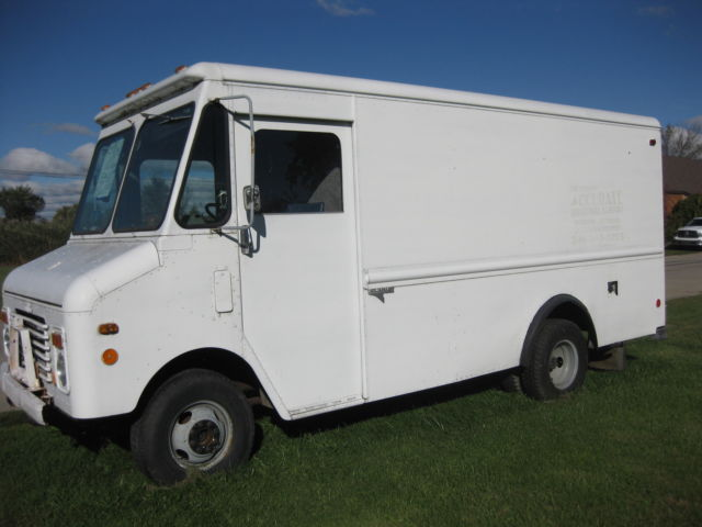 Grumman Ups Truck For Sale