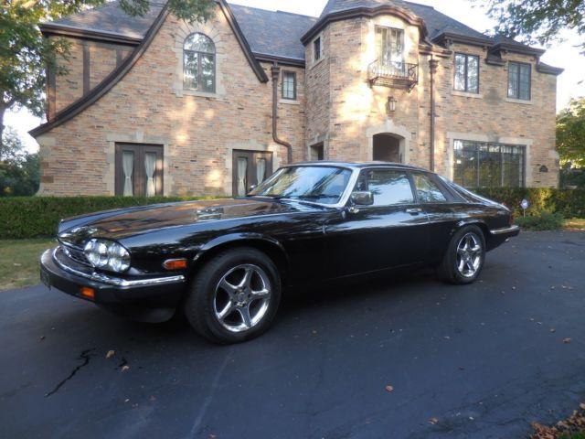 1982 Jaguar Xjs With A 400 Chevrolet V8 Conversion New