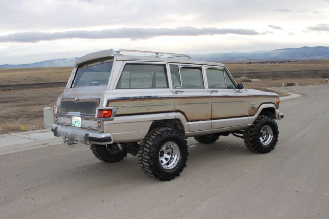 Jeeps For Sale In Ct >> Jeep Grand Wagoneer Lifted | The Wagon