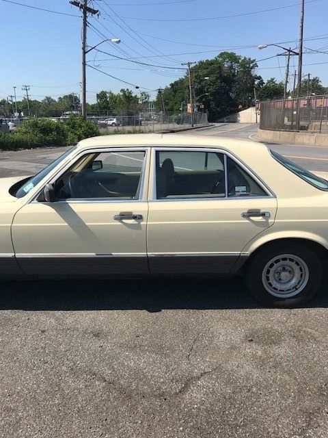 1982 mercedes benz 300sd diesel good condition brand for Job at mercedes benz