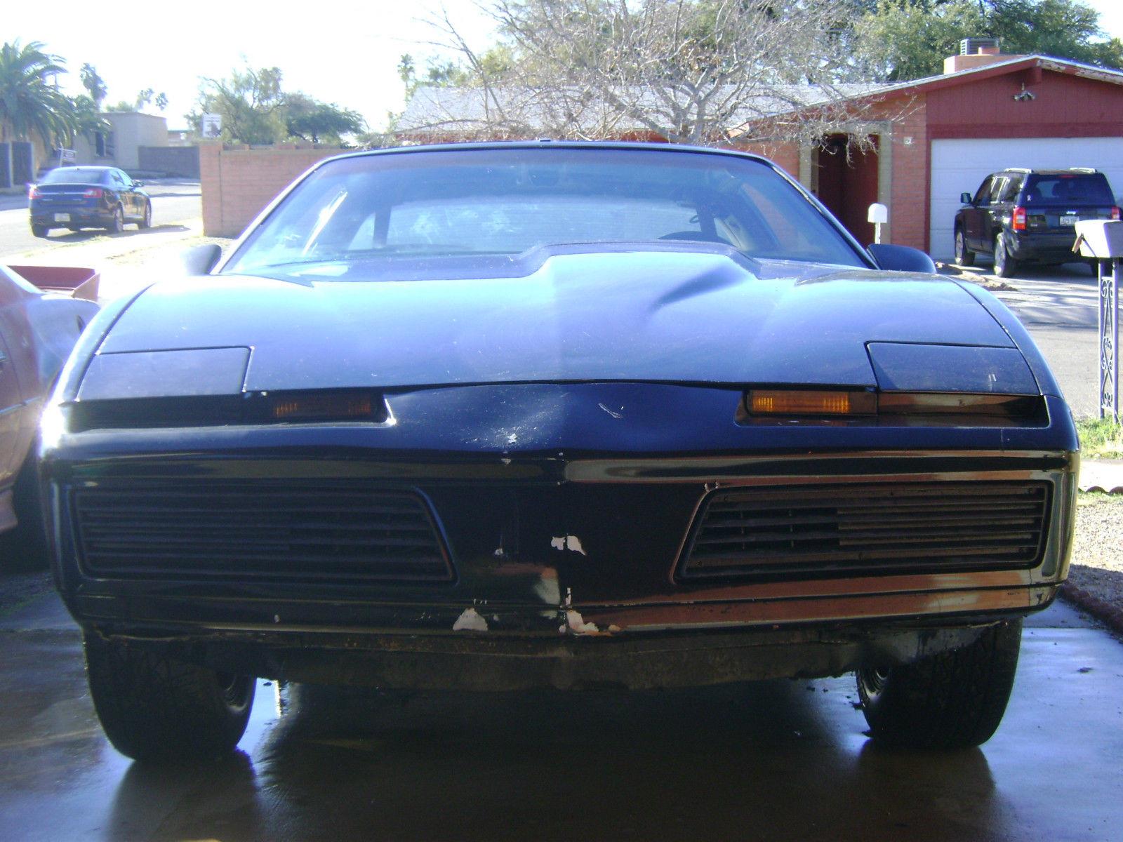 1982 Pontiac Firebird Trans Am Knight Rider Car For Sale