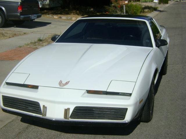 Pontiac Firebird Trans Am Knight Rider Car Kitt K Original Miles