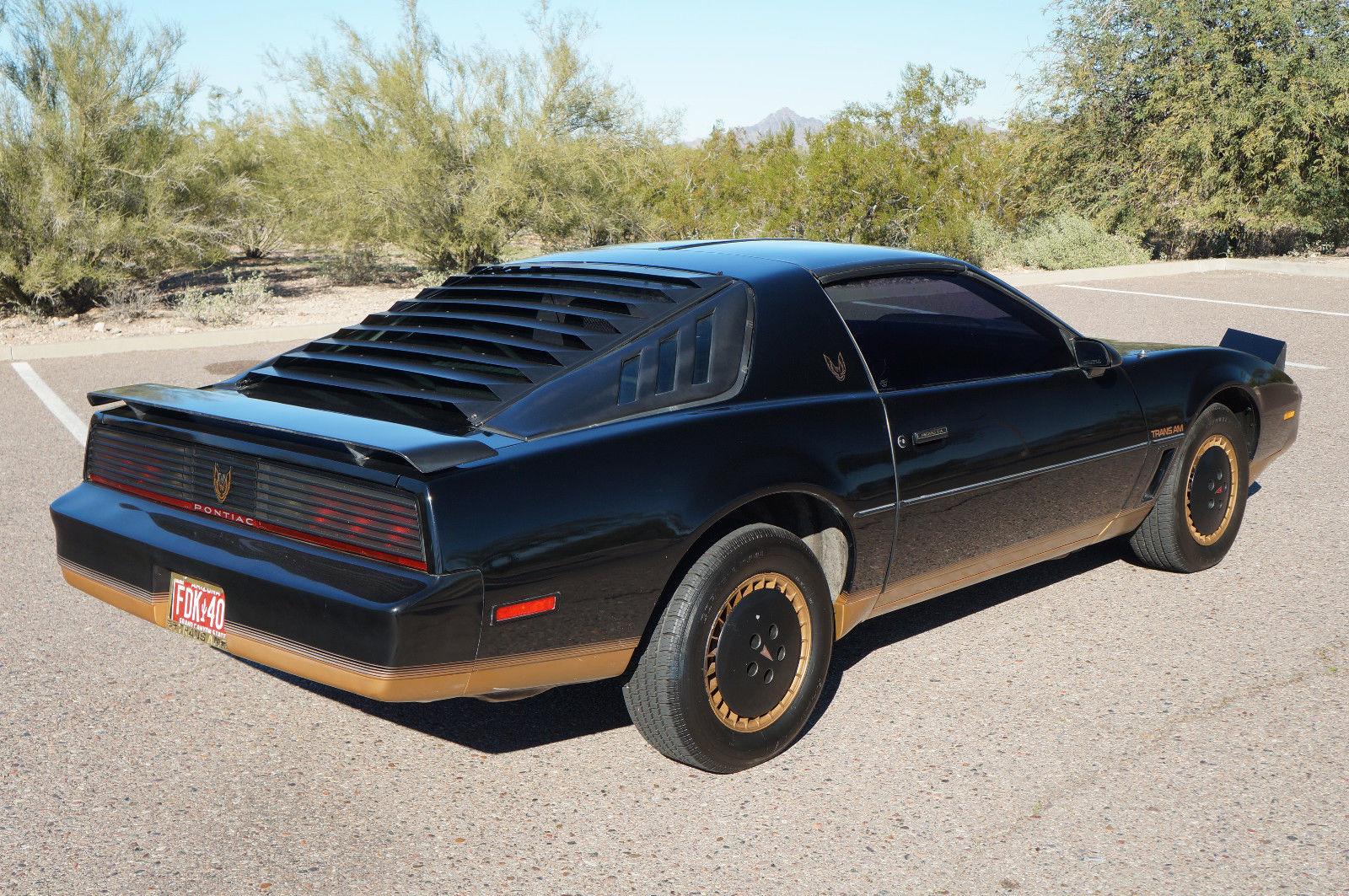 1982 Pontiac Firebird Trans Am T