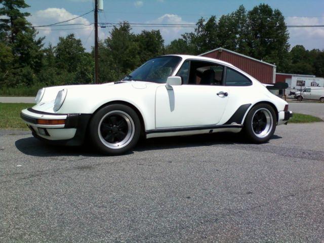 1982 Porsche 911 Sc Turbo Look