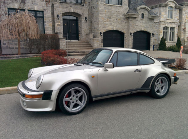 1982 Porsche 911 Turbo 930 For Sale In Montreal Quebec Canada For Sale Photos Technical Specifications Description