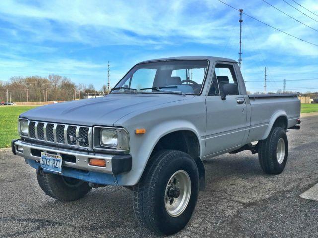 1982 Toyota Tacoma Sr5